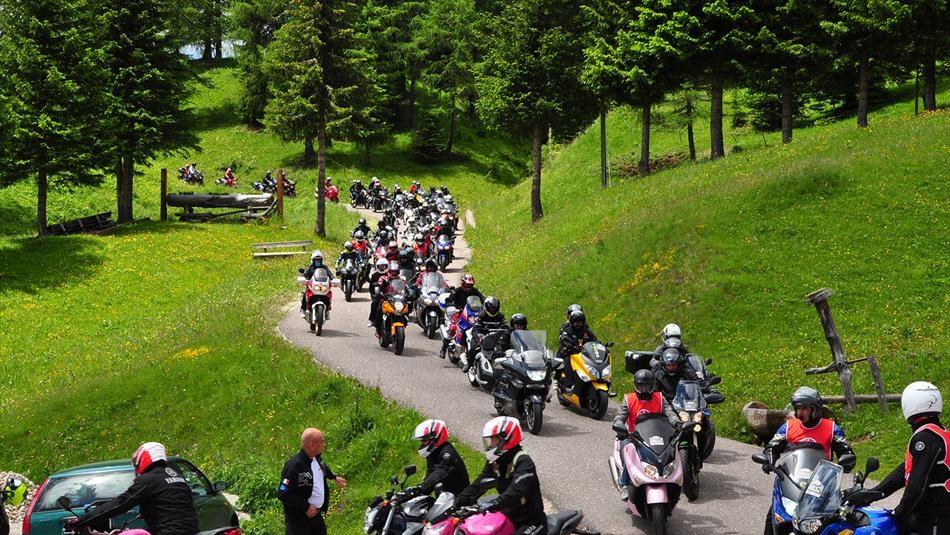 Yamaha: torna l'appuntamento col Dolomiti Ride
