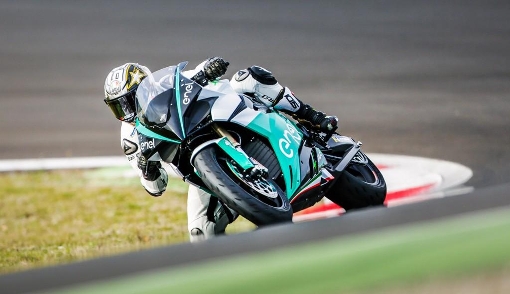 Energica: la Ego Corsa è pronta per scendere in pista a Jerez
