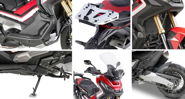 Un Specifico Per Adv Ecco Set Kappa Honda X 6t5AI