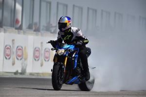Suzuki: il DemoRide Tour fa tappa al 32° Biker Fest