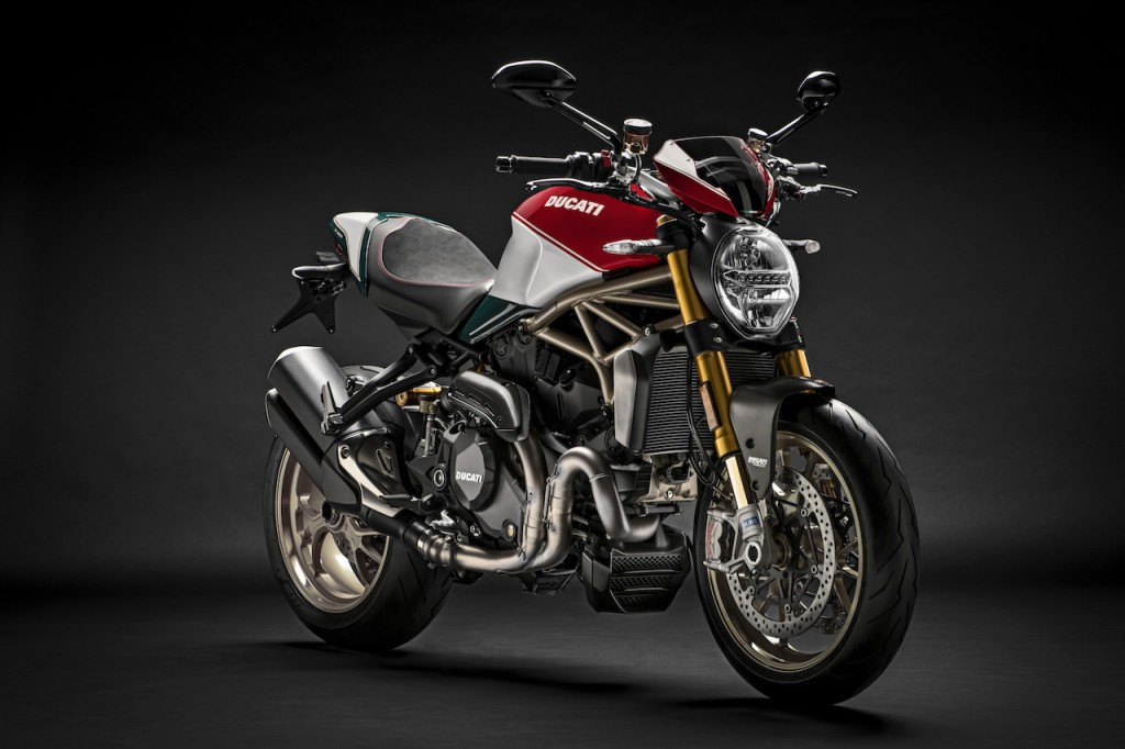 Ducati Monster 1200 25° Anniversario