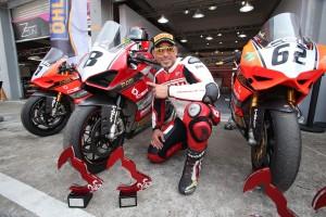 La Ducati Panigale V4 S domina la Pan Delta Series