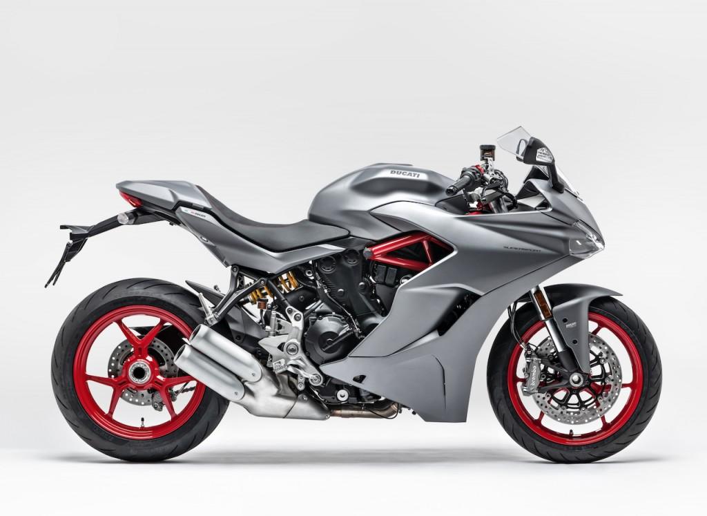 Ducati SuperSport: arriva una nuova gamma di colori