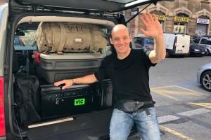 Gibraltar Race: il tarlo di farla e.. partire con l'epicondilite