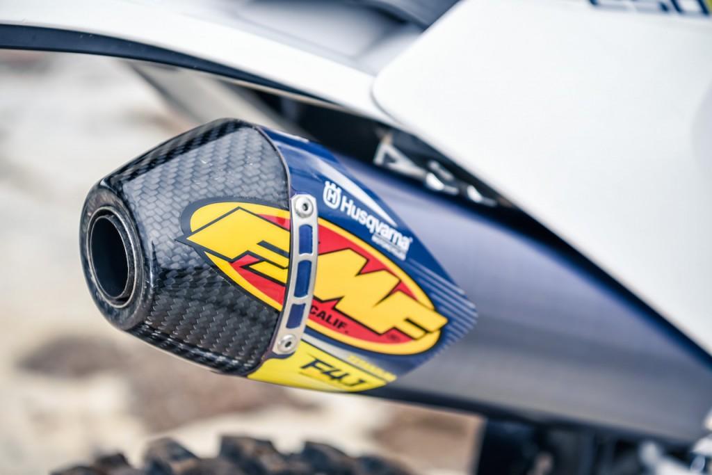 Husqvarna rafforza la partnership con FMF Racing
