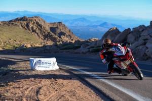 Ducati Multistrada 1260 vince la Pikes Peak International