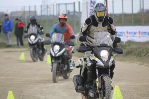 Suzuki: grande successo per la tappa ravennate della V-Strom Academy