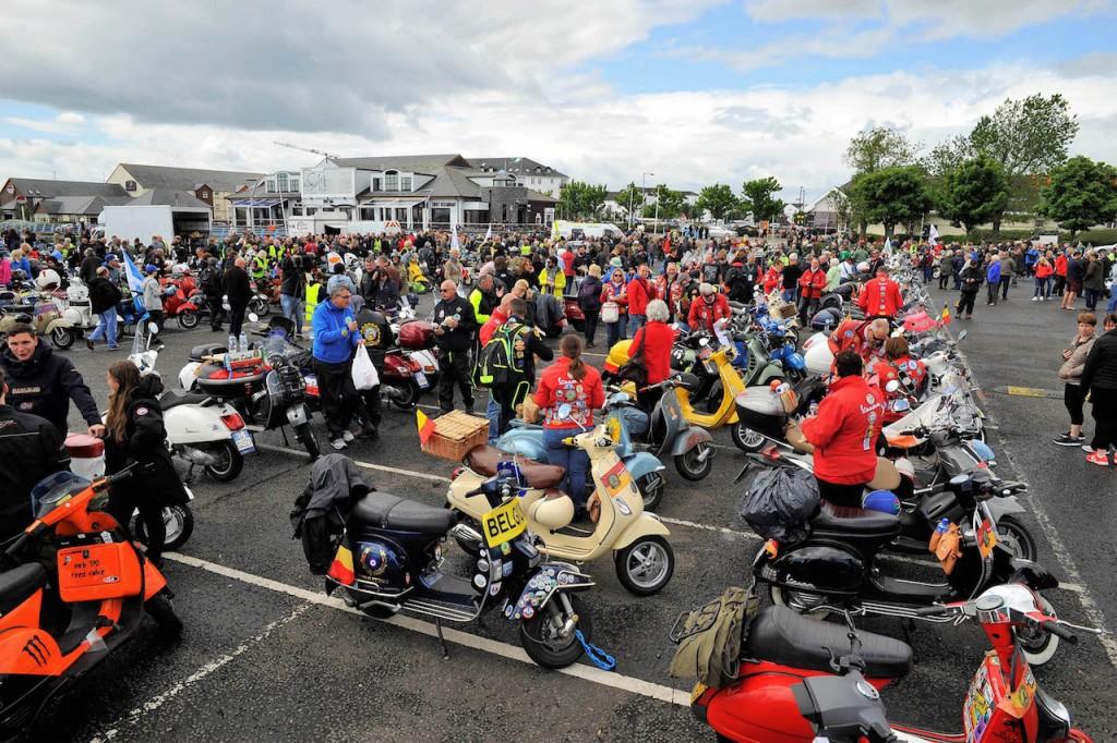 Vespa World Days: il raduno dello scooter più famoso al mondo è un trionfo