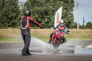 Bosch e Ducati: una partnership nel nome della sicurezza