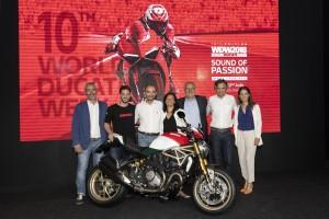 World Ducati Week 2018: un maxi raduno tra passato e futuro