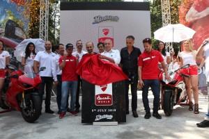 Ducati e Mirabilandia danno vita al Ducati World