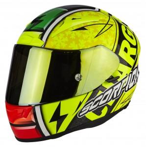 Exo 2000 Evo Air – Il Casco Racing più evoluto mai progettato da Scorpion Sport.