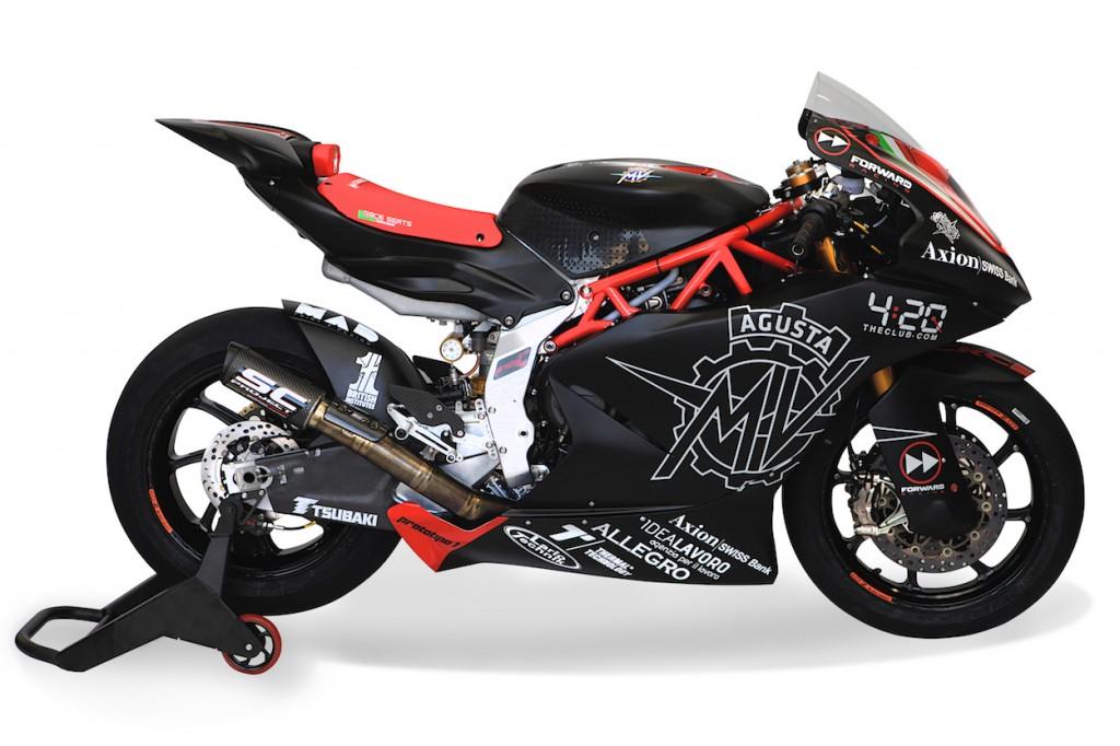 MV Agusta Forward Racing Team