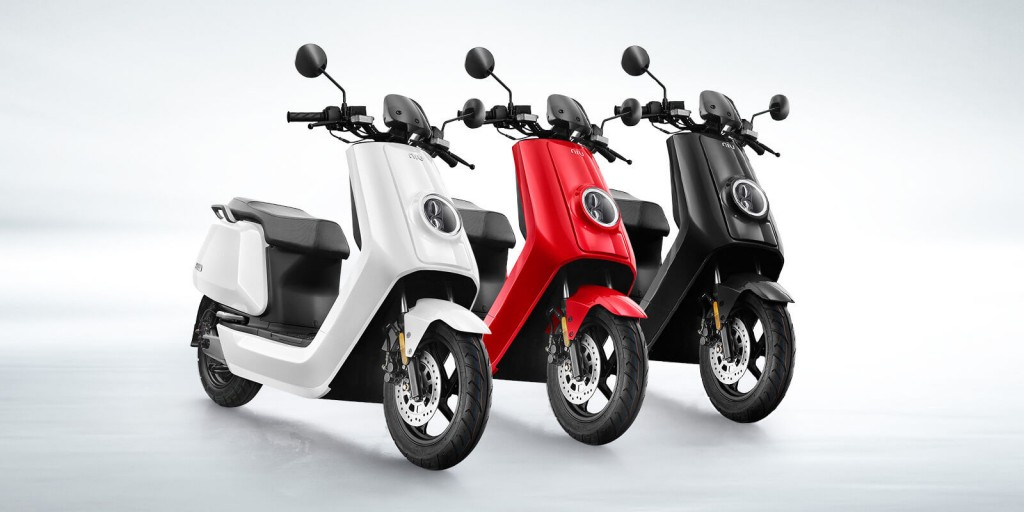 Scooter elettrico Smart Niu: viaggiare all'insegna dell'ecologia