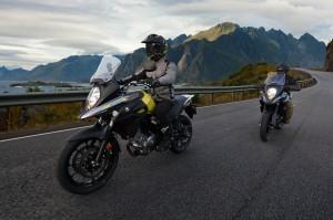 Suzuki V-Strom Hill Climb Tour 2018: emozioni in quota