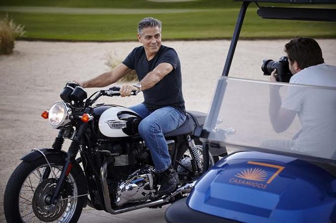 George Clooney: torna il sereno dopo la paura