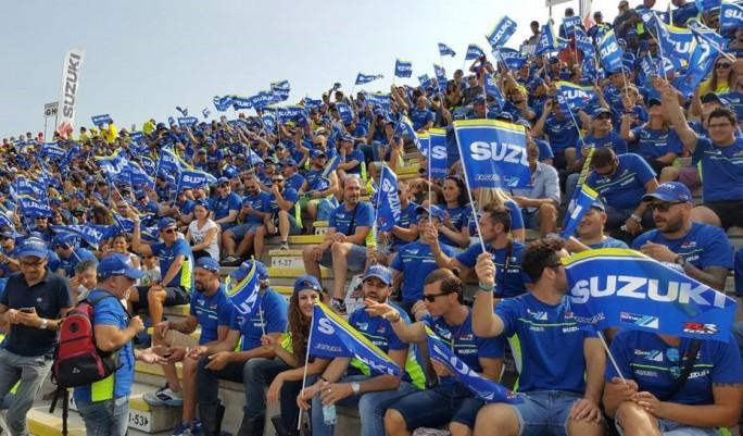 Suzuki ti porta a vivere la MotoGP a Misano