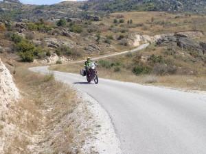 SWM Superdual T ed X, Albania-Macedonia: diario di viaggio