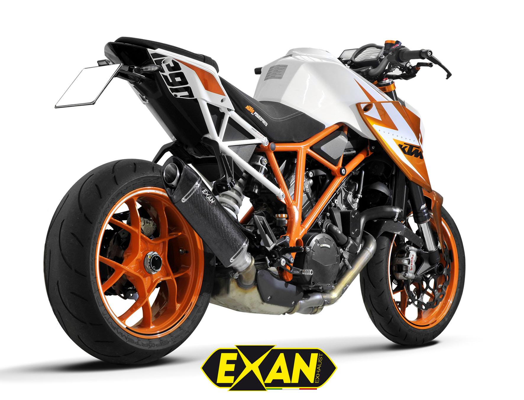 EXAN - KTM Superduke 1290R_copertina