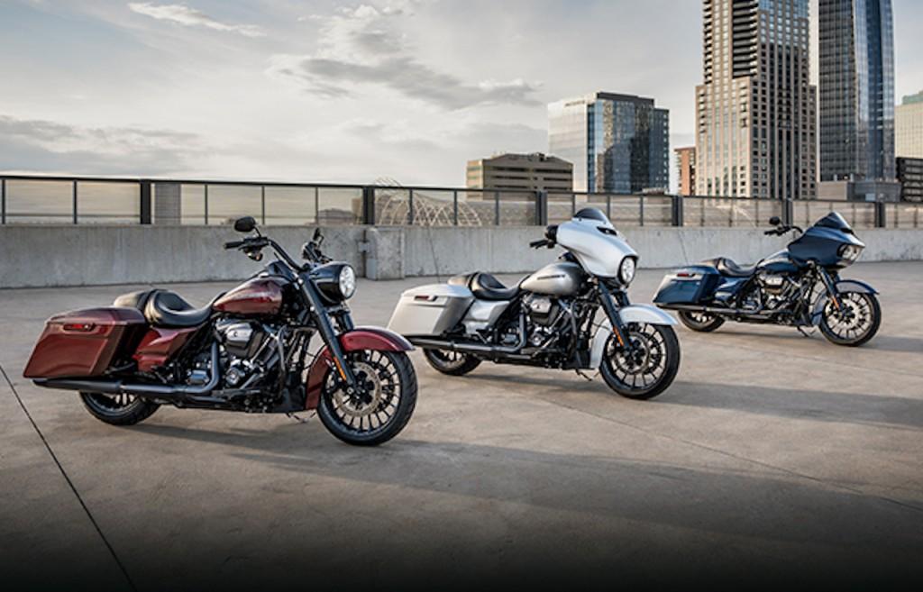 Harley-Davidson: un compleanno da festeggiare con una nuova generazione di touring