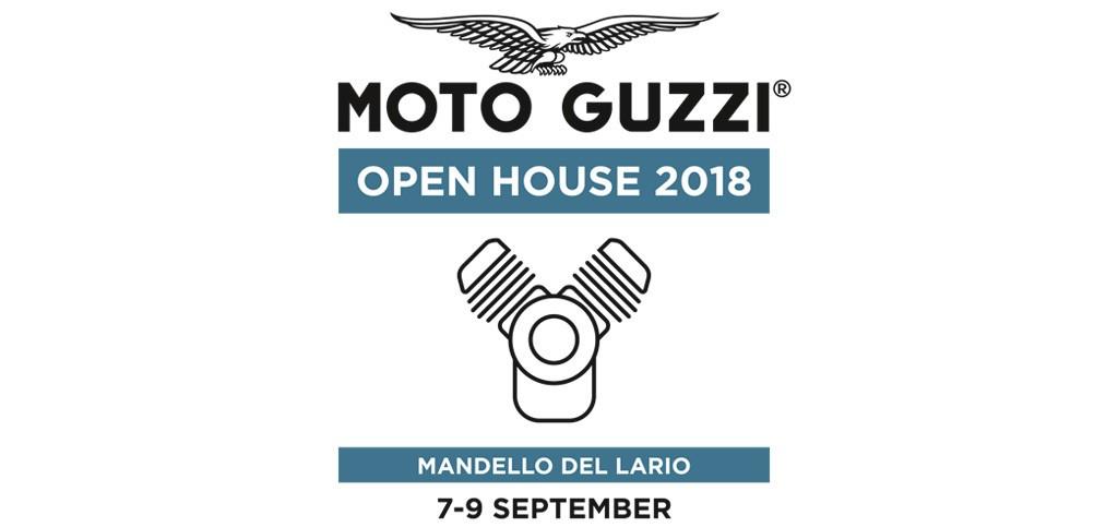 Moto Guzzi: si avvicina l'appuntamento con l'Open House 2018