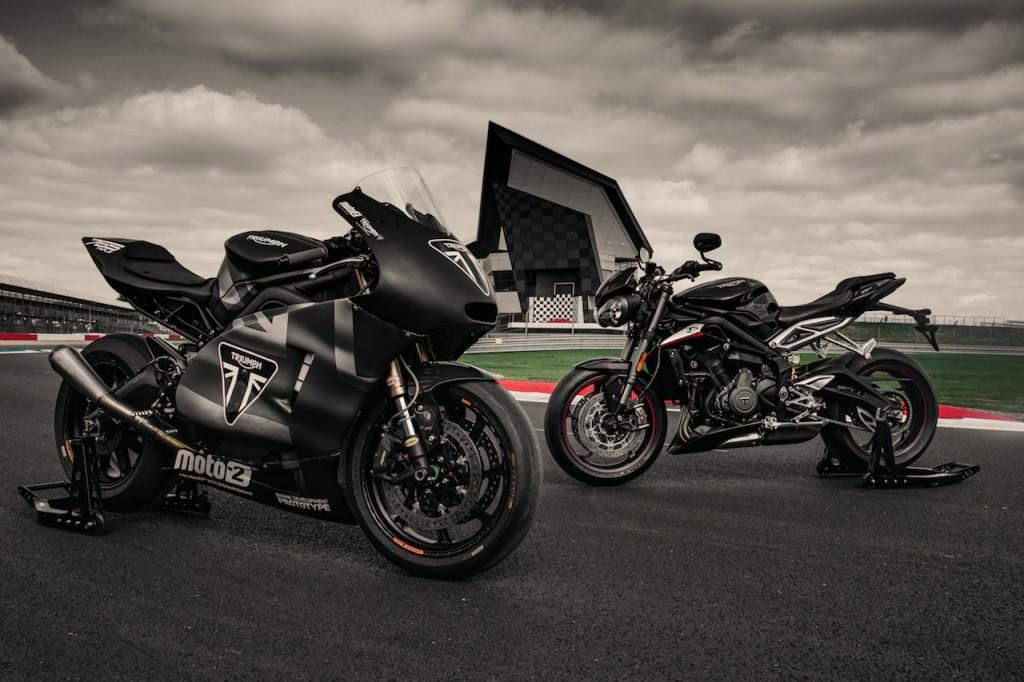 Triumph si presenta alla Moto2 nel weekend di Silverstone