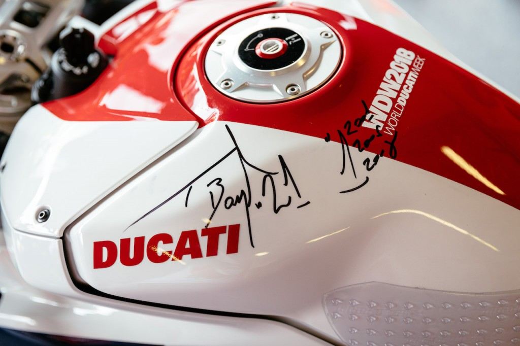 World Ducati Week-.Troy Bayliss-1jpg