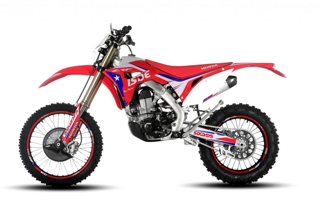 Honda RedMoto: ecco le nuove CRF Enduro