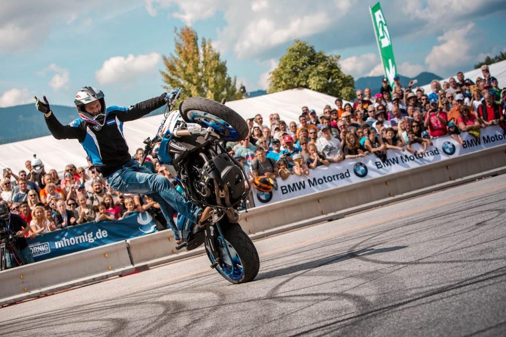 BMW Motorrad Days: uno spettacolo alle porte di Garmisch-Partenkirchen
