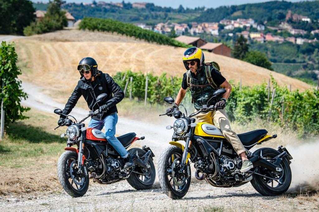Ducati Scrambler 800 Icon 2019: arriva la Joyvolution per la nuova e rinnovata capostipite della Land of Joy