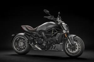 Ducati: a Intermot ecco le nuove colorazioni per la XDiavel
