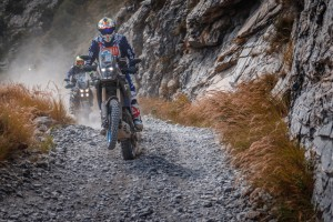 Yamaha parteciperà all'Africa Eco Race