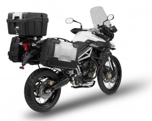 KAPPA – Le proposte aftermarket per Triumph Tiger 800 XR e XC