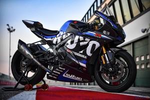 Suzuki Ryuyo: la GSX-R 1000 R nata solo per la pista