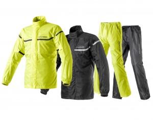 """Clover Wet Jacket Pro e Wet Pants Pro: la protezione antipioggia """"PRO"""""""