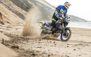 Yamaha: la Ténéré 700 World Raid debutta all'HAT Hardalpitour