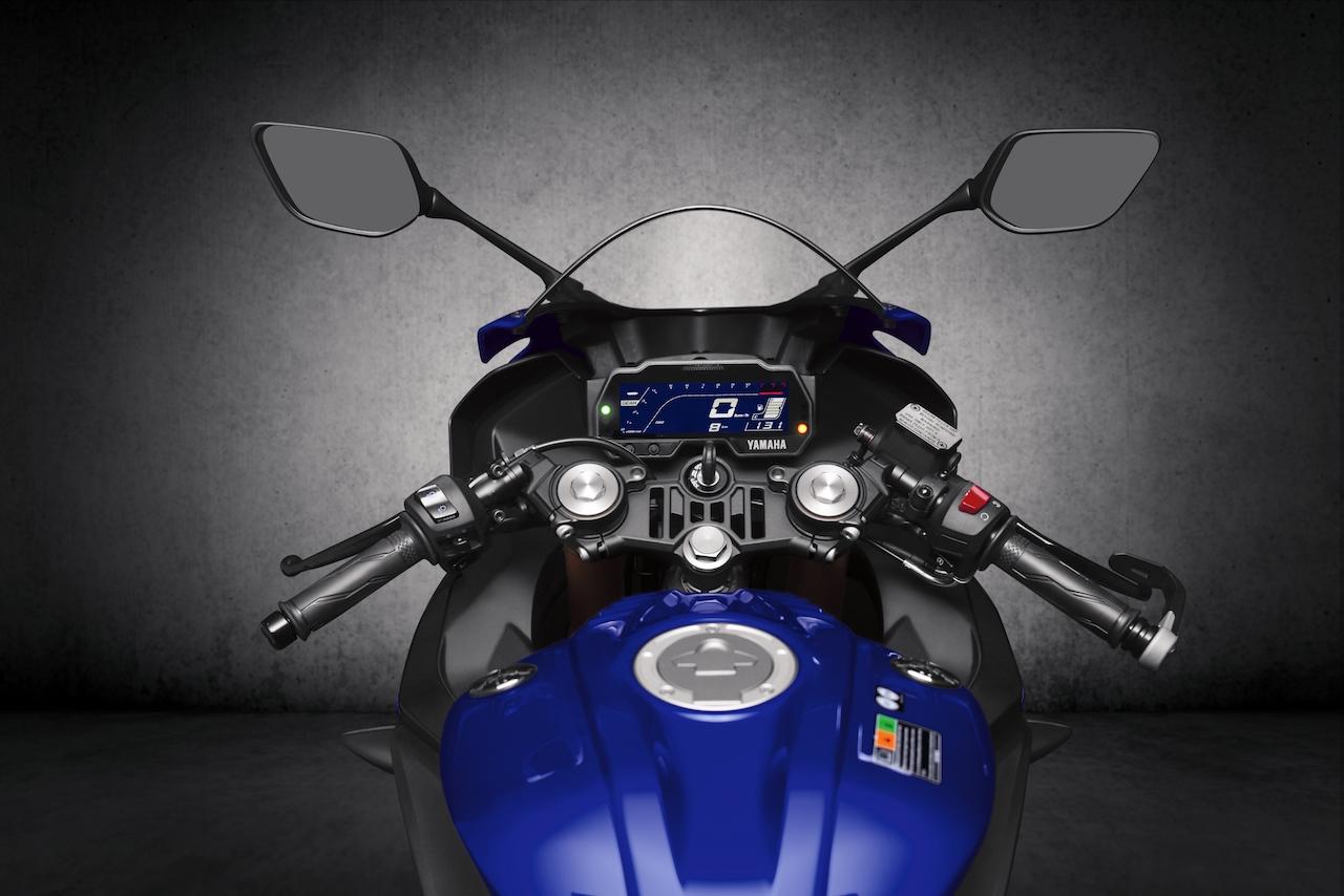 Yamaha Yzf R125 2019 Ancora Piu Veloce E Piu Precisa