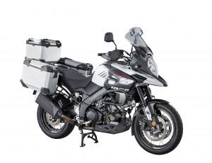 Suzuki V-Storm 1000: fino al 30 settembre le borse hanno un prezzo incredibile