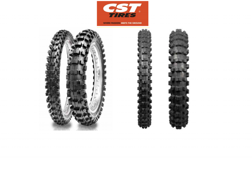 CST Tires presenta a Eicma i nuovi pneumatici off-road
