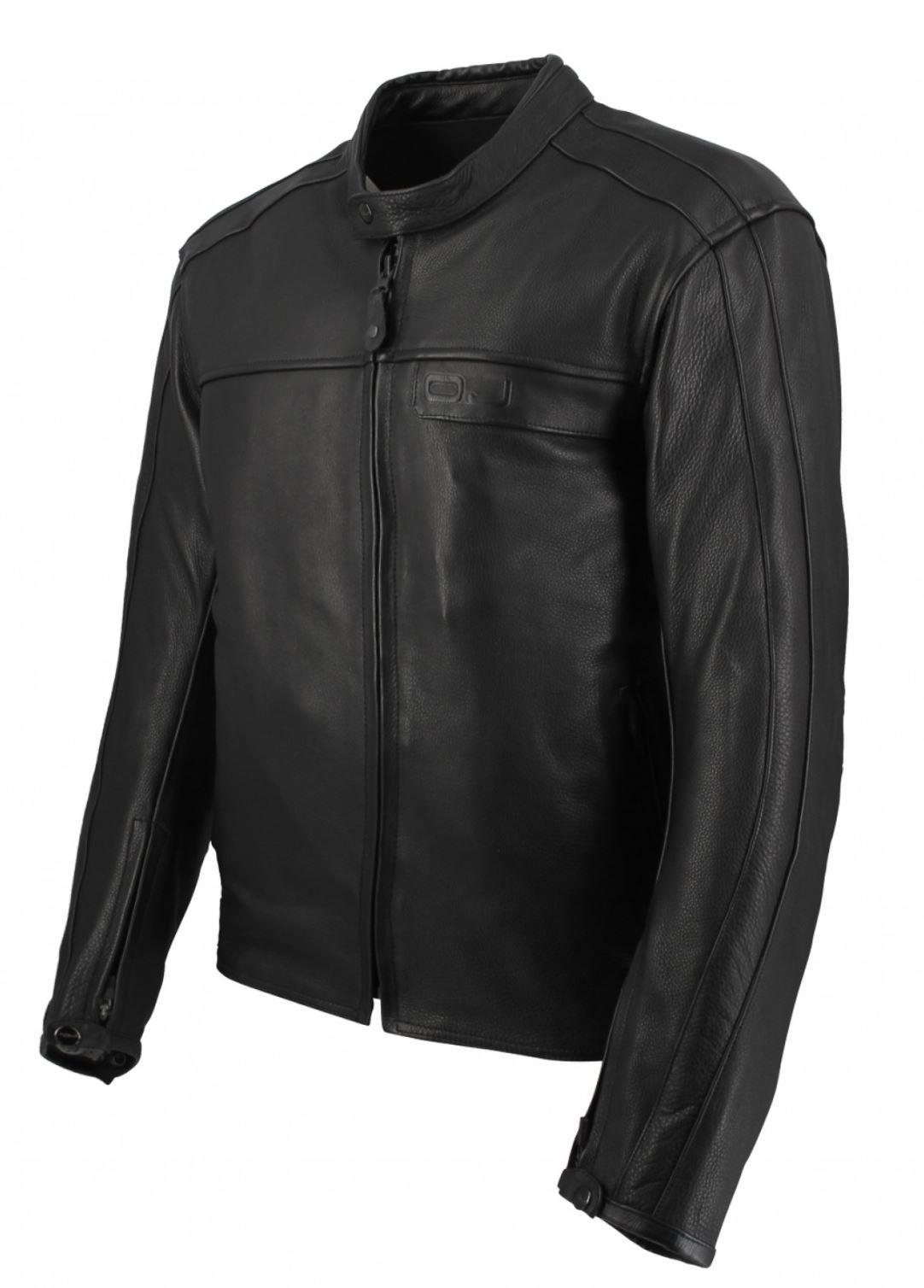 "low priced f2149 349ee OJ – La nuova giacca in pelle ""Reason """