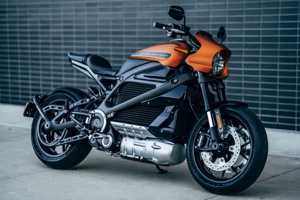 Harley Davidson elettrica, la LiveWire sarà presentata all'Eicma FOTO