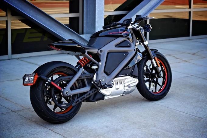 Harley-Davidson, a Eicma 2018 con l'elettrica LiveWire