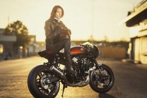 Kawasaki Francia e Garage MRS Oficina danno vita alla Z900RS by MRS