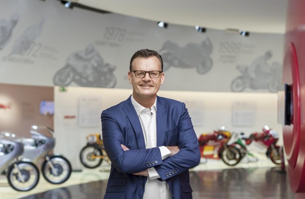 Oliver Stein nuovo CFO di Ducati Motor Holding