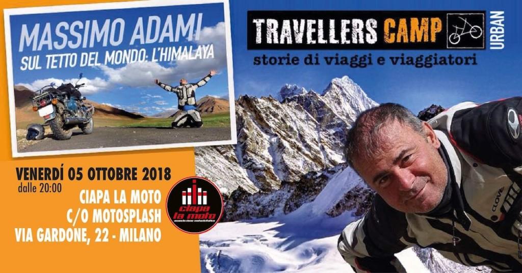Ciapa La Moto: in viaggio sull'Himalaya con Massimo Adami