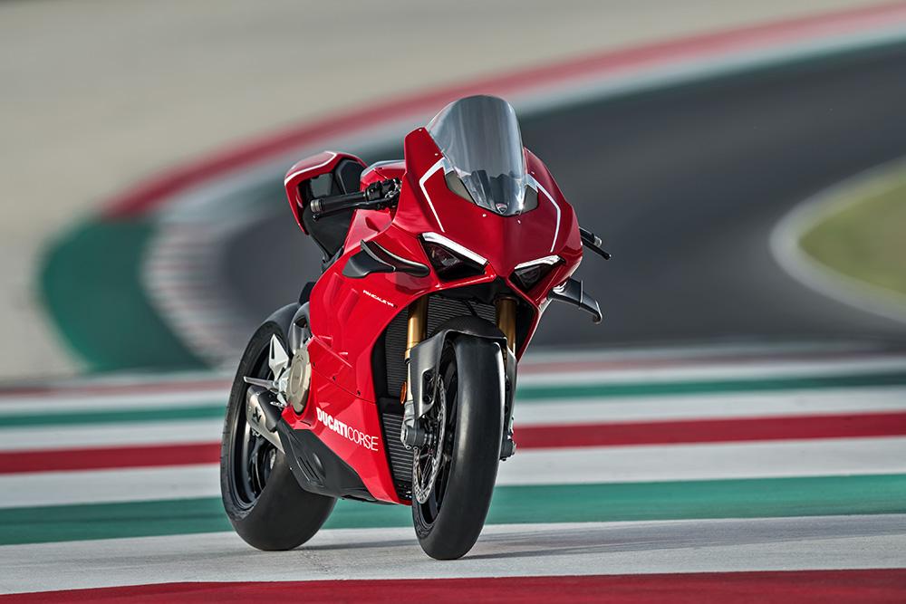 Ducati Panigale V4 R: al World Premiere arriva la 'piccola' [Foto]