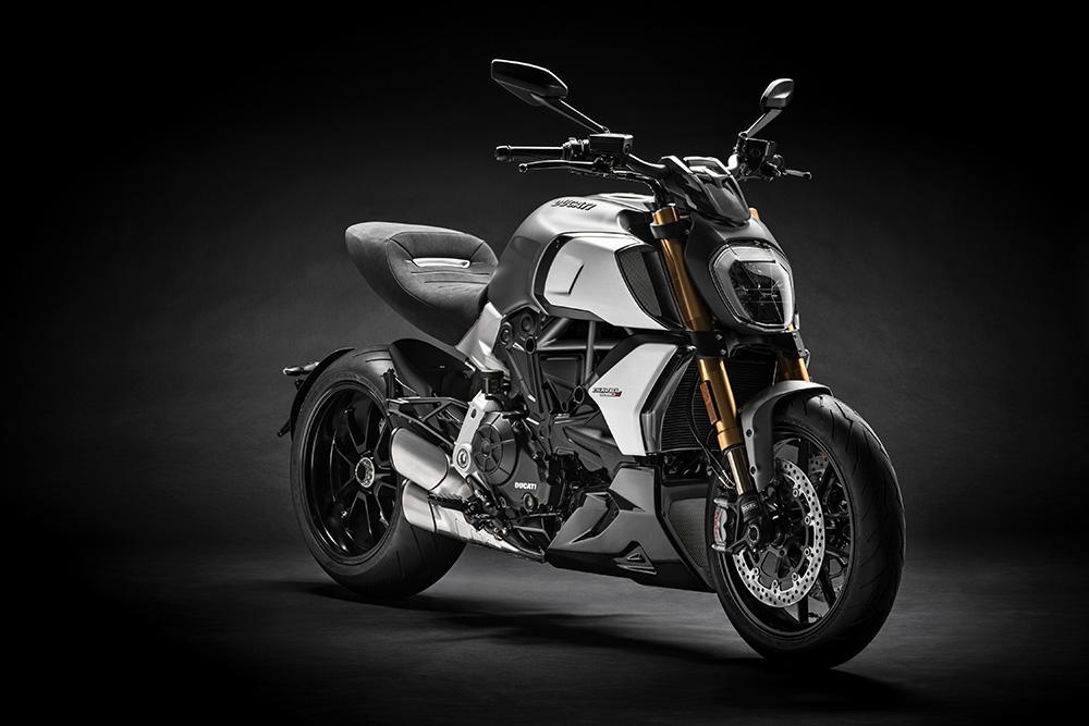 """Ducati Diavel 1260: la seconda generazione si fa ancora più """"cattiva"""" [Foto]"""
