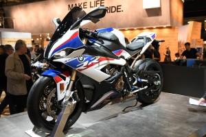 EICMA 2018 | BMW S 1000 RR: perde peso, ma aumenta la potenza [Foto]