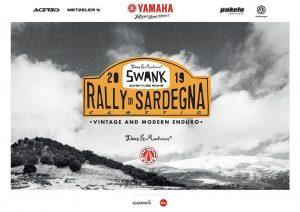 Deus Swank Rally di Sardegna 2019: Yamaha come partner per la rinascita della manifestazione offroad
