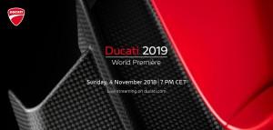 Ducati World Première 2019, tante attesissime novità pronte per essere svelate